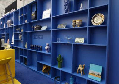 business storytelling atelier expowise standontwerp styling display tentoonstelling beursstand showroom experience beleving productpresentatie exhibition booth