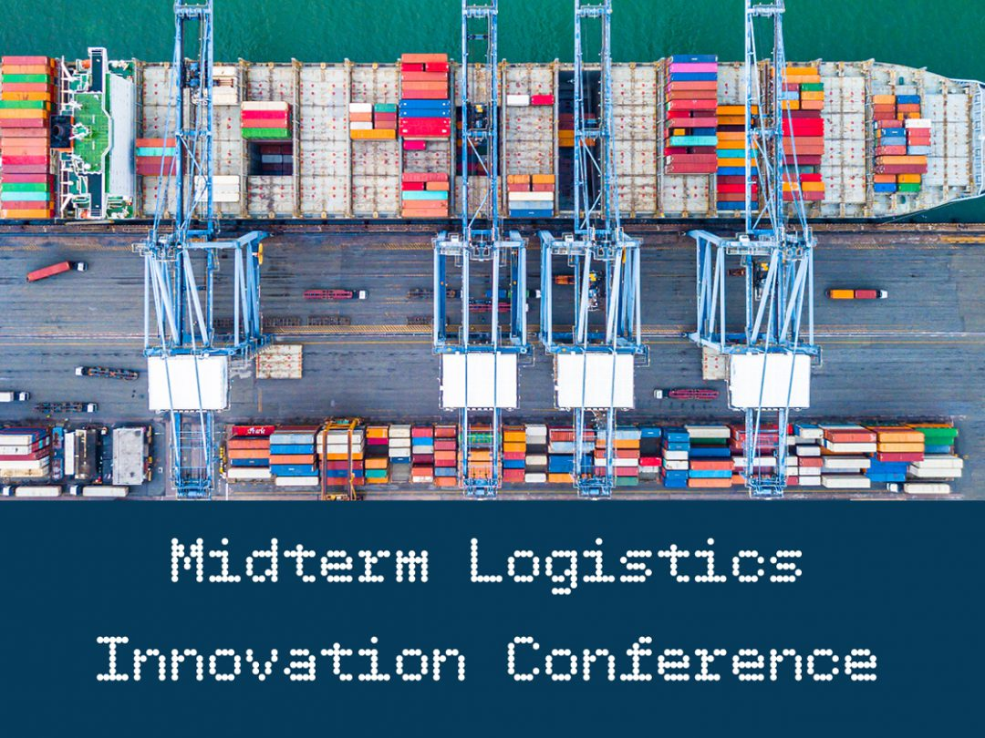 Visual branding for logistic conference