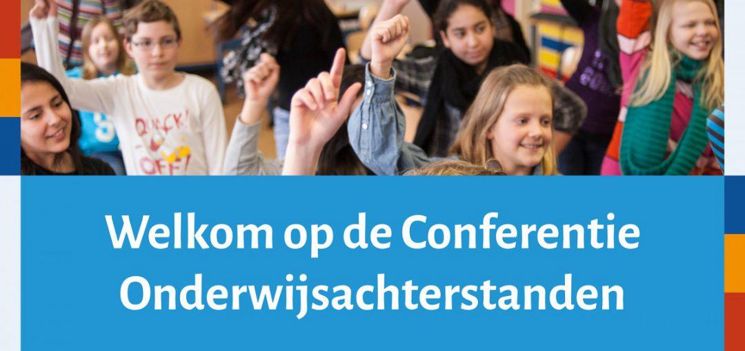 branding voor Conferentie onderwijsachterstanden