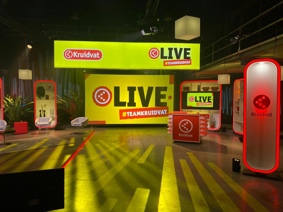 live streaming event