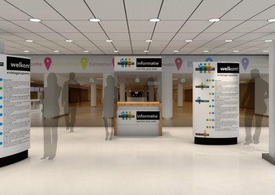 ontwerp en visualisatie Den Haag werkt!